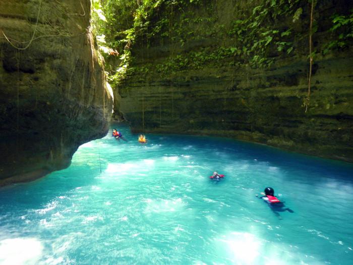 Canyoneering Is More Fun In Cebu Philippines Philippine