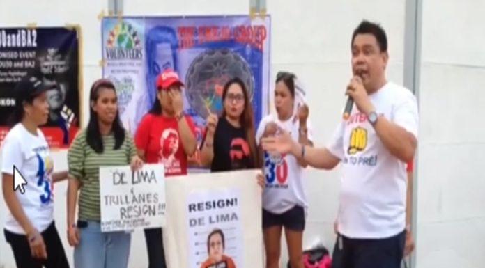 Pasumpa Sumpa Ka Pa Rendition aSong For De Lima