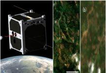 Philippines First Microsatellite Diwata-1