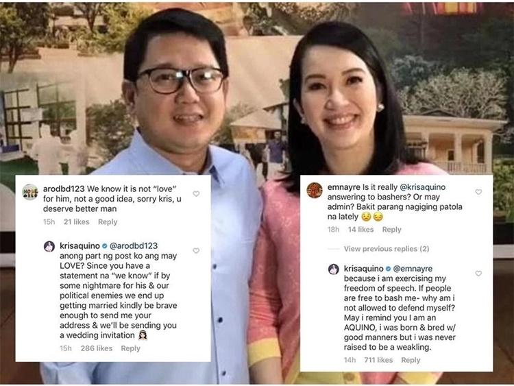 kris social media post 5 - Philippine News Feed