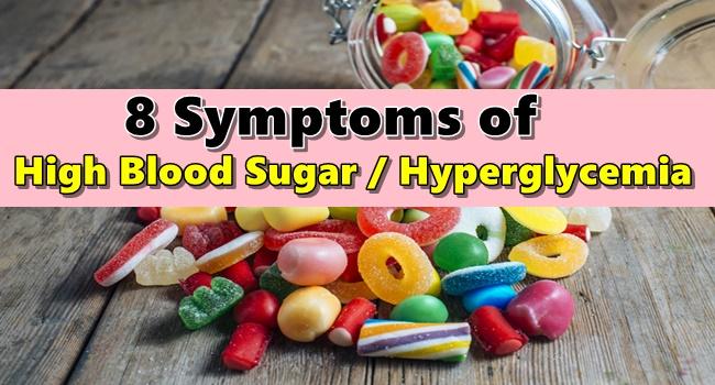 High Blood Sugar Symptoms - Philippine News Feed